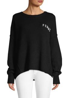 360 Cashmere Femme Cashmere Sweater