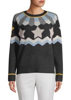 360 Cashmere Inga Star Cashmere Sweater