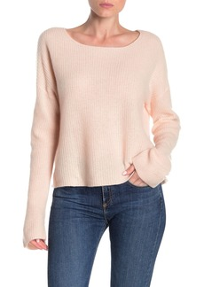 360 Cashmere Lutes Cashmere Pullover Sweater
