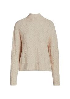 360 Cashmere Miriam Speckle Cashmere Sweater