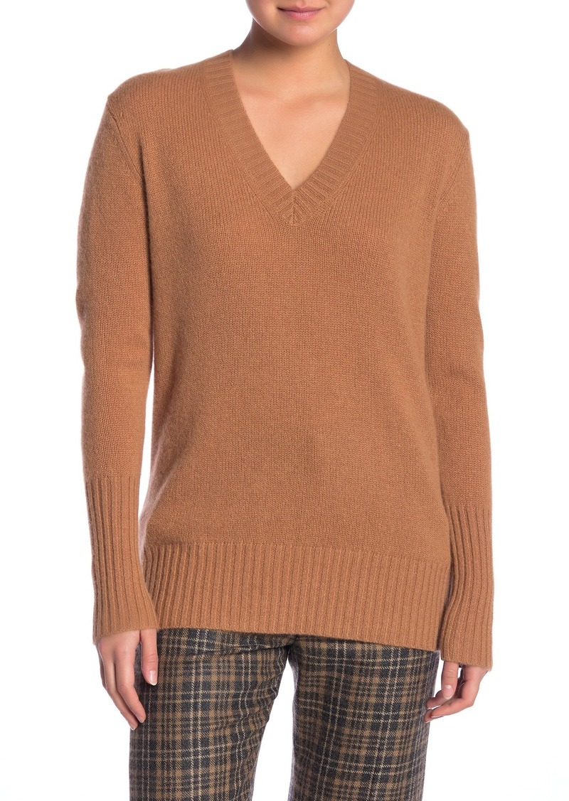 360 Cashmere Runa Cashmere V-Neck Sweater