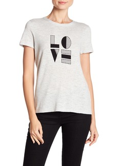 360 Cashmere Solene Love T-Shirt