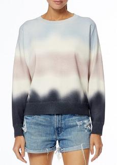 360 Cashmere Tamar Colorblock Pullover Sweater