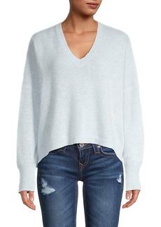 360 Cashmere V-Neck Cashmere Sweater