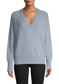 360 Cashmere V-Neck Cashmere Sweater
