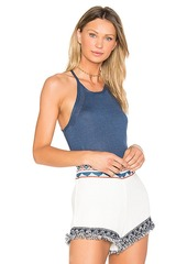 360 Cashmere 360 Sweater Avani Tank in Blue. - size L (also in M,S)