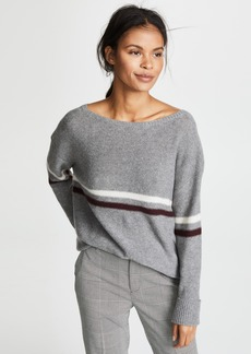 360 Cashmere 360 SWEATER Remington Cashmere Sweater
