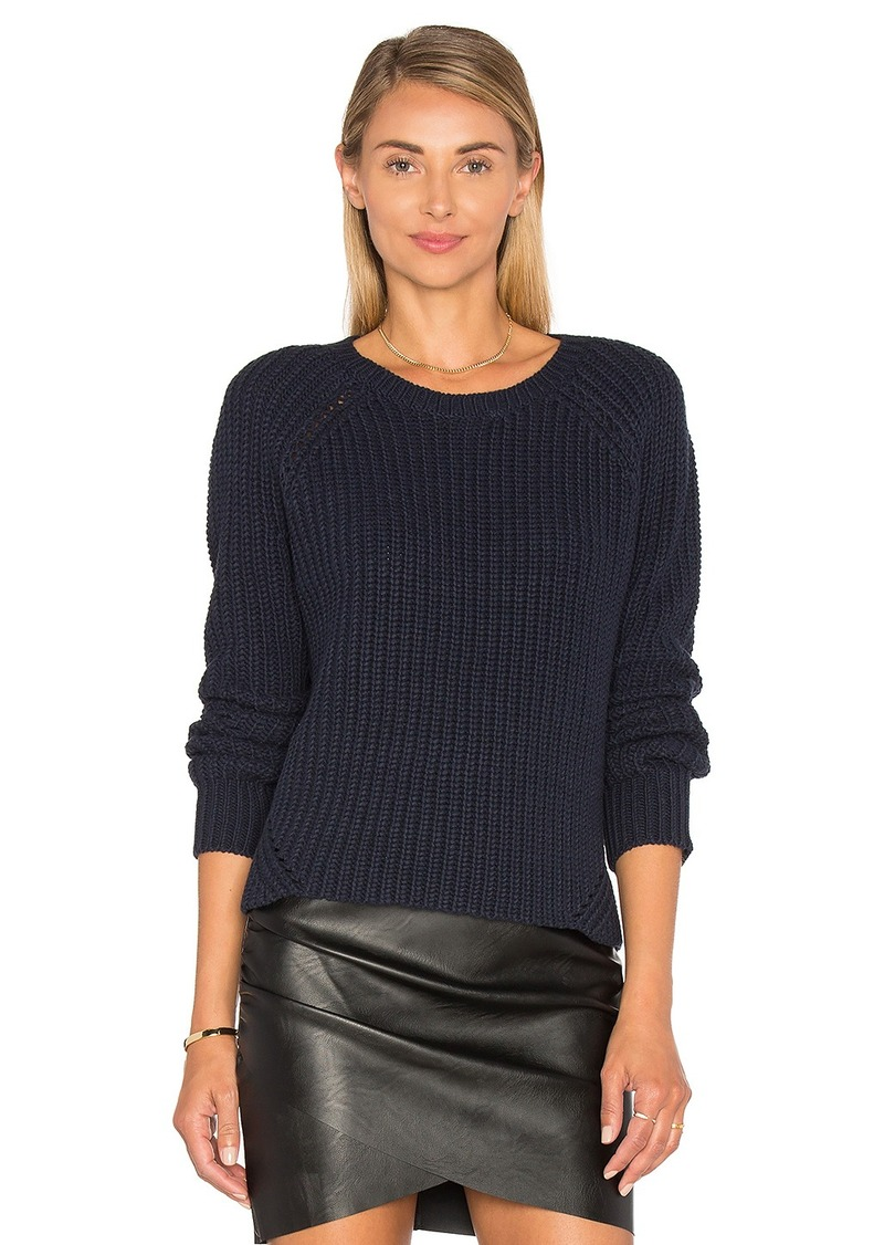 360 Cashmere 360 Sweater Shelton Cashmere Crew Neck Sweater