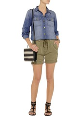 AG Adriano Goldschmied AG Jeans Paper Bag twill shorts