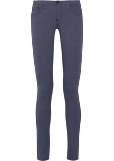 AG Adriano Goldschmied AG Jeans The Legging mid-rise cotton-blend pants