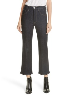 3x1 NYC Joni Ankle Wide Leg Jeans (River)