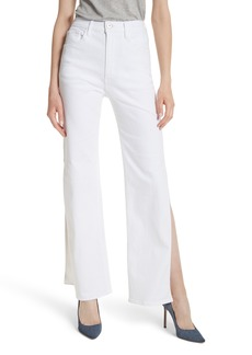 3x1 NYC W4 Adeline Split Leg Flare Jeans (Aspro)