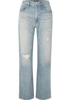 3x1 Addie Distressed Boyfriend Jeans