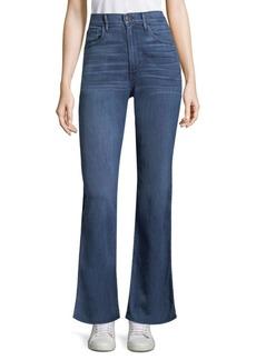 3x1 Adeline Split Flare Jeans