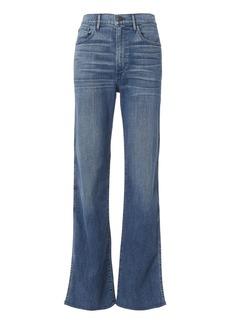 3x1 Adeline Split Flares Jeans