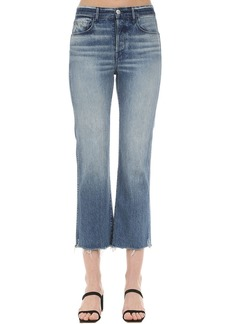 3x1 Austin Cropped Cotton Denim Jeans
