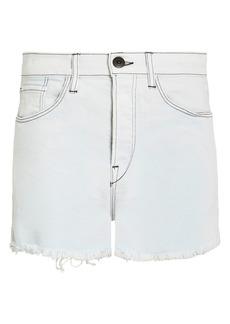 3x1 Carter Adelia Denim Shorts