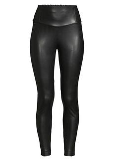 3x1 Coco High-Rise Vegan Leather Legging