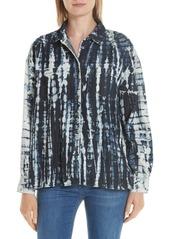 3x1 Drew Tie Dye Oversize Shirt