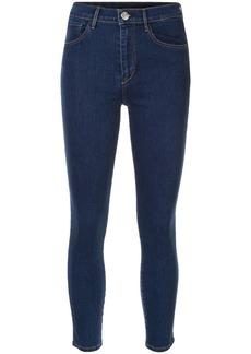 3x1 high-waist skinny jeans