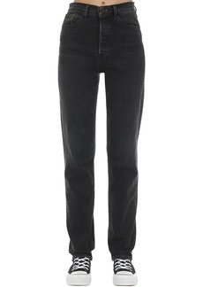 3x1 Kirk Boxi Straight Cotton Denim Jeans