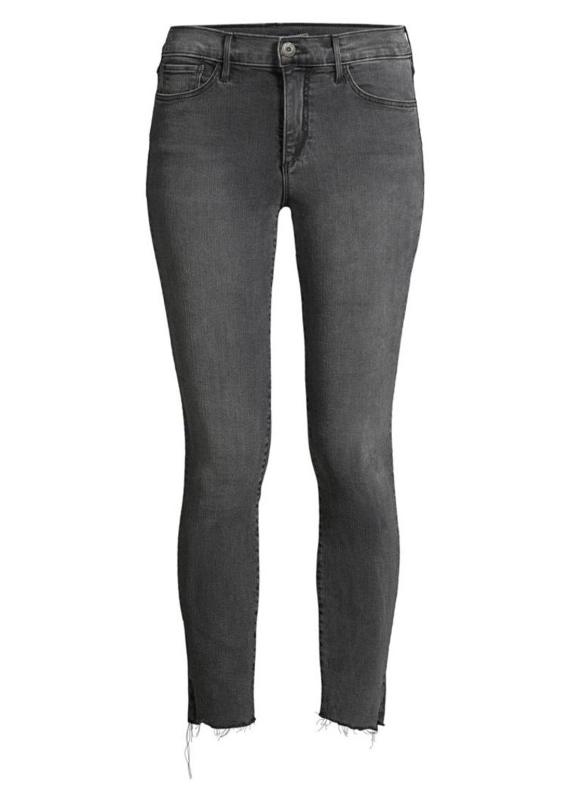 3x1 Mid-Rise Skinny Crop Jeans