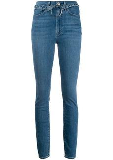 3x1 Tessa skinny high-rise jeans