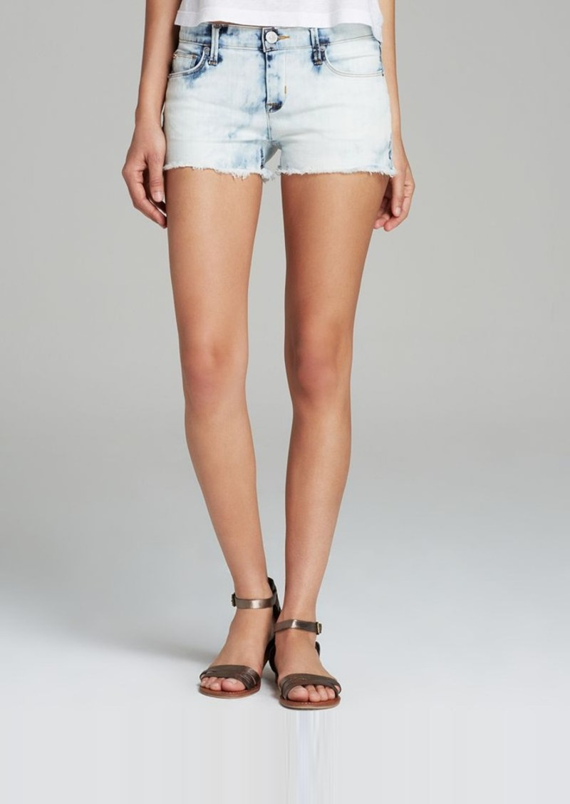 Hudson Jeans Hudson Shorts - Amber Raw Edge in Cosmic