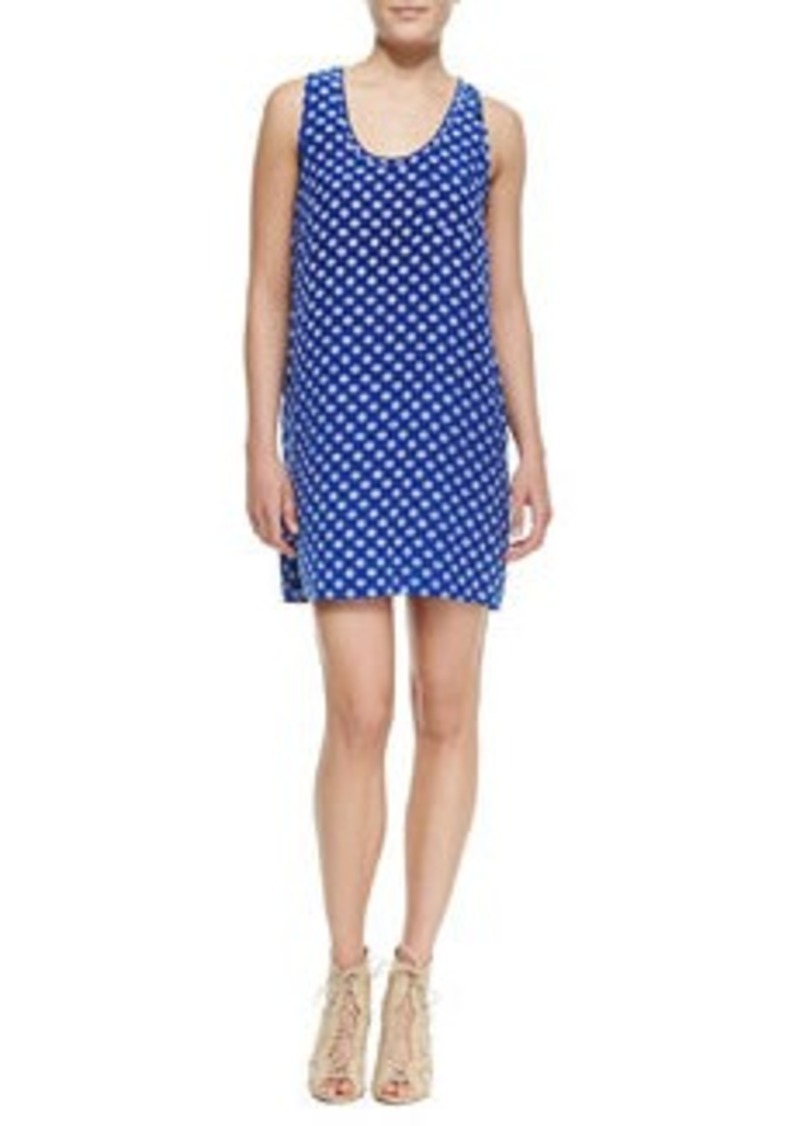 Joie Peri D Printed Sleeveless Dress   Peri D Printed Sleeveless Dress
