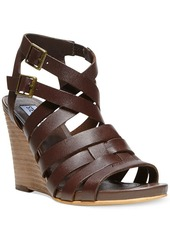 Steve Madden Venis Caged Wedge Sandals