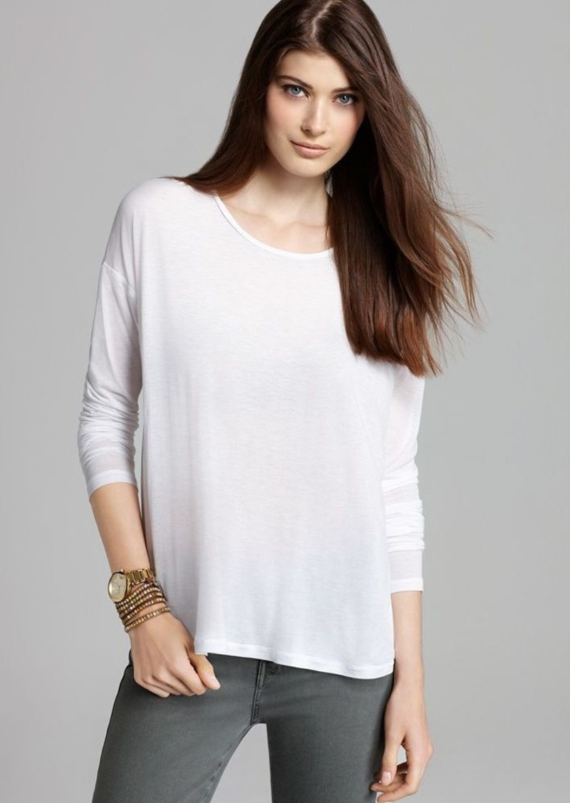 J Brand Tee - Kim Long Sleeve