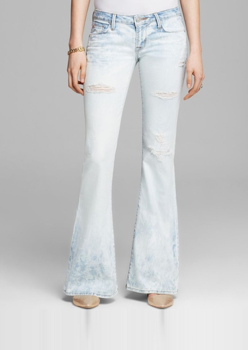 Hudson Jeans - Mia Flare in Pixie