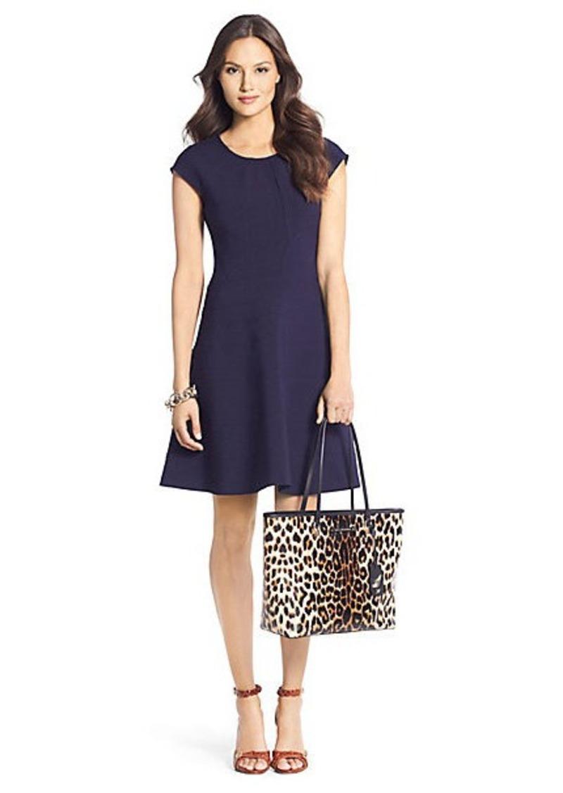 Diane Von Furstenberg Rebecca Ceramic Flirty Dress