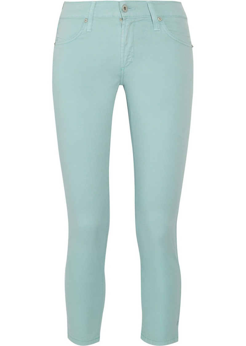 James Jeans Twiggy low-rise skinny jeans