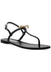 Steve Madden Women's Daisey Flat Thong Sandals