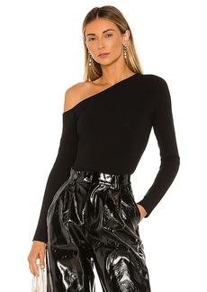 525 america Asymmetrical Pullover Top