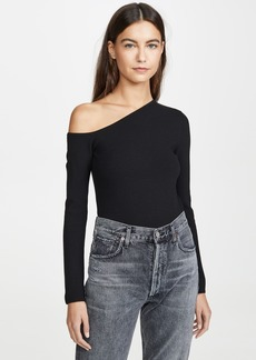 575 Denim 525 Asymmetrical Sweater