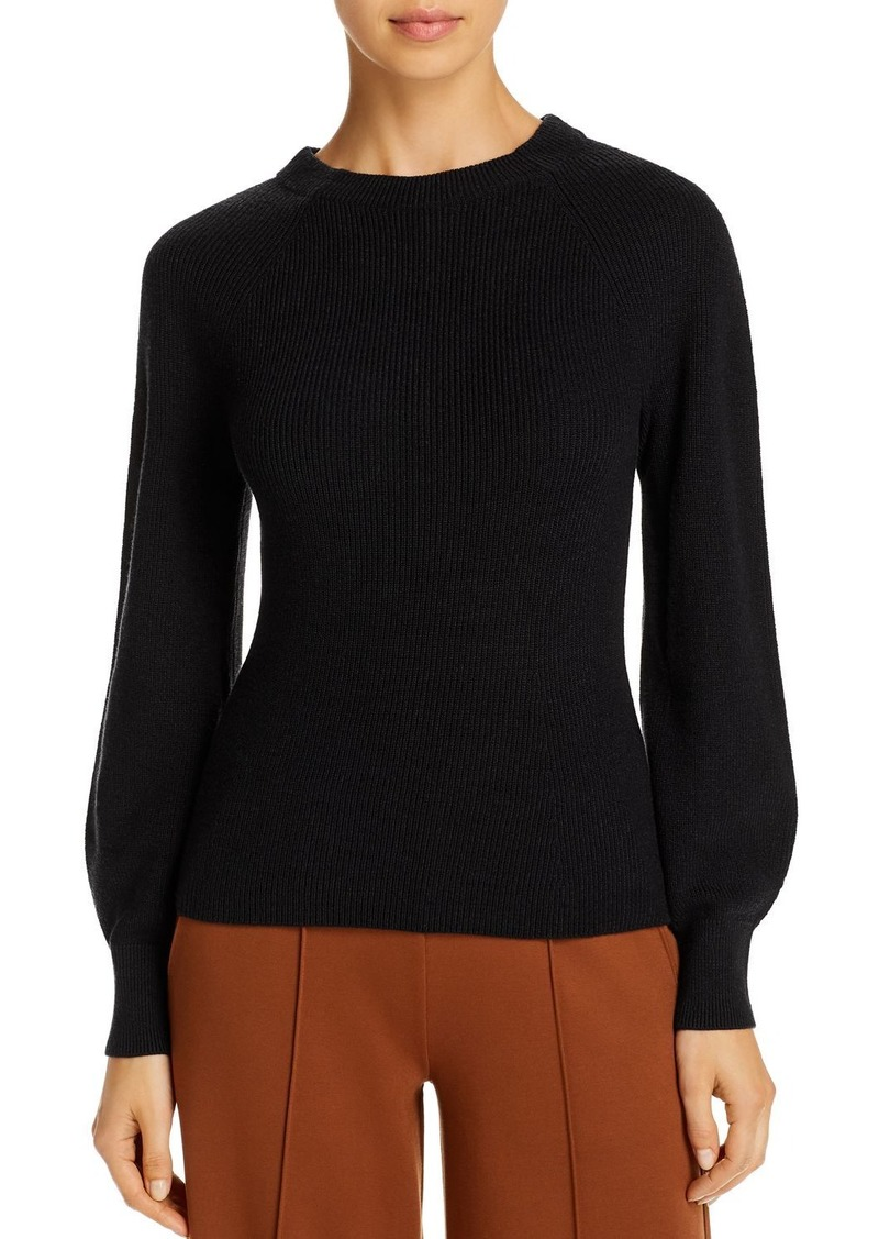 525 America Balloon-Sleeve Sweater