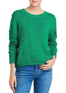 525 America Bobble-Stitch Sweater