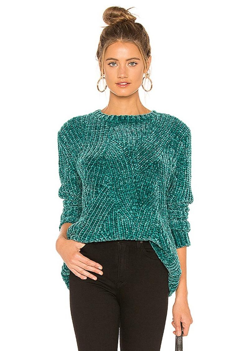 525 america Chenille Sweater