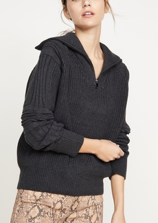 525 America Half Zip Up Pullover