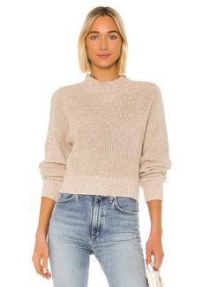 525 america High Crew Transfer Pullover Sweater