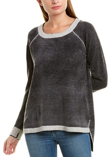 525 America High-Low Cashmere Sweater