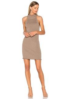 525 america Mock Neck Sweater Dress