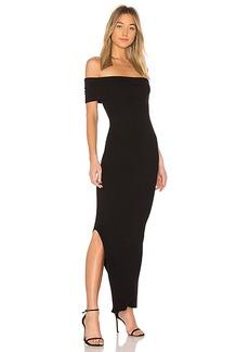 525 america Off the Shoulder Maxi Dress