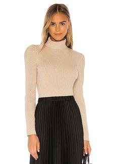 525 america Puff Sleeve Pullover Sweater