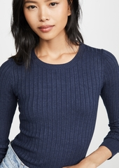 525 America Ribbed Pullover