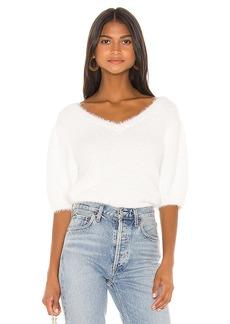525 america Short Puff Sleeve Pullover