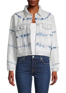 525 America Cropped Denim Jacket