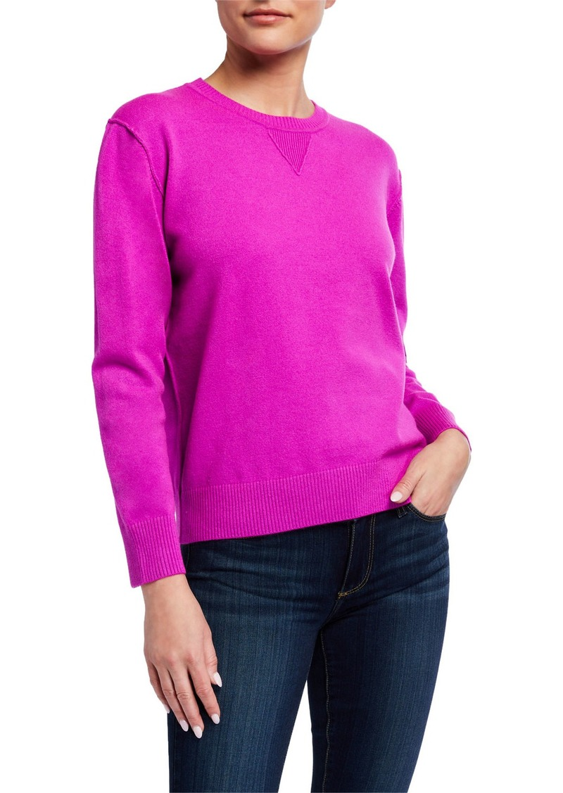 525 America Electric Purple Sweatshirt